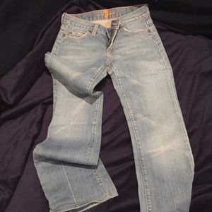 Boot cut 7 jeans